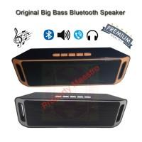 Big Bass Speaker Bluetooth JBL 208 - Bluetooth Speaker Aktif