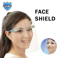 face shield kacamata nagita