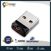 SanDisk Ultra Fit 8GB RESMI & ORIGINAL 100%