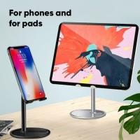 G2 Metal Table Phone Stand Holder Dudukan HP Folding desktop Liftable