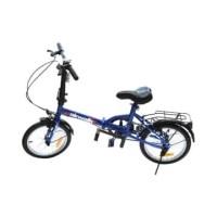 Airwalk Jedi Sepeda Lipat 16 Inci 1-Speed - Biru
