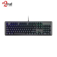 Keyboard Gaming Cooler Master Masterkeys CK550 RGB Red Switch