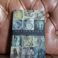 Kota Antah Berantah Neil Gaiman (Cover Lama)