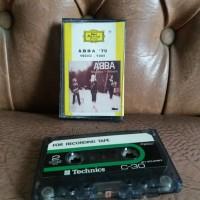 Kaset Pita ABBA '79 Voulez - Vouz