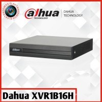 Dvr Dahua 16 Channel Cooper Pentabrid XVR1B16H Original Garansi 2THN