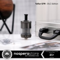Taifun GTR - DLC Edition 23MM - Authentic SmokerStore Germany
