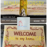 Keset Mie Shabby Chic Welcome home 2