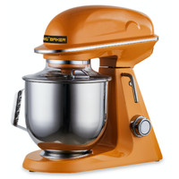 KB-7B - 7 Liter Mixer With Bowl, Whisk, Hook, Beater Merk King Baker