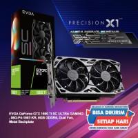 VGA Gaming EVGA Geforce GTX 1660 Ti SC Ultra Gaming 6G GDDR6