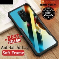 CASE REDMI NOTE 9 - CASE ARMOR SHOCKPROOF XIAOMI REDMI NOTE 9 BIASA