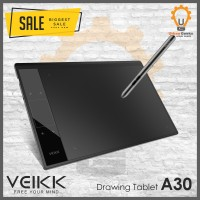 Veikk A30 Digital Graphic Drawing Pen Tablet 10x6 alt A50 S640 Huion