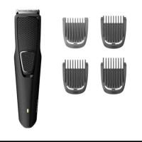 philips hair trimmer BT 1214 Hitam