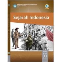 BEST SELLER SEJARAH INDONESIA 11 S2 DIKNAS KUR 2013 ED. REVISI 2017