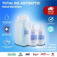 Grosir Min 10 Jerigen Hand Sanitizer 5 Liter Khusus Gojek