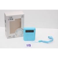 Timer Rubik - Yong Jun / YJ Pocket Timer - Blue