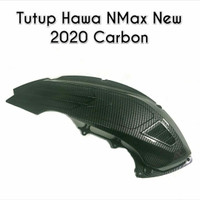 Cover Tutup Filter Hawa New Nmax 2020 Carbon NEMO / Cover Hawa Nmax