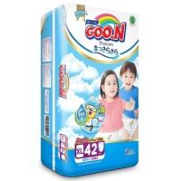 Goon Premium Pants Massara XL42 / Goo.N / Diapers / PopoK Ukuran XL