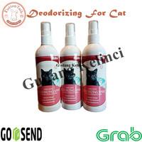 Bioline Deodorizing Spray For Cat Penghilang Bau kucing 175ml