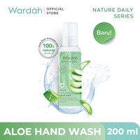 Wardah Nature Daily Aloe Hydramild Hand Wash 200 ml
