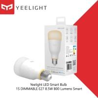 Yeelight LED Smart Bulb 1S DIMMABLE E27 8.5W 800 Lumens Smart