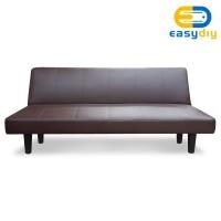 Sofa Bed Minimalis dan Nyaman JAZZY - easydiy - Hitam