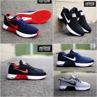 Nike Free Flyknite Sepatu Sneakers Sport Kets Running Pria Wanita