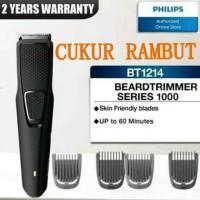 PHILIPS Beard Trimmer Alat Cukur BT-1214