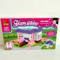 Lego Anak Perempuan Happy Holiday House