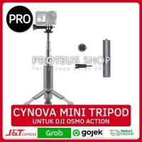 ✅ CYNOVA MINI TRIPOD MOUNT GoPro Hero DJI Osmo Action Cam Yi Brica