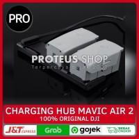 ✅ 100% ORIGINAL DJI BATTERY CHARGING HUB DJI Mavic Air 2 CHARGE CAS