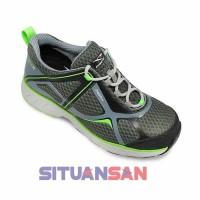 Sepatu Safety Cheetah type 8082 Hitam Reflex