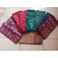 Kain Batik Tulis Khas Lasem : 1W (1 warna)