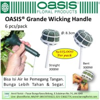 OASIS Grande Handle with wick Straight (3008W) 6 pcs/pack