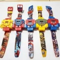 Jam tangan anak model Robot GU379