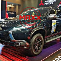 Bodikit-Bodykit Mitsubishi All New Fortuner Rockford Fosgate Black