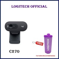 Logitech C270 Webcam HD 720P Web Cam C 270