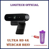Logitech Brio Webcam 4K Ultra HD Full HD Video