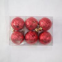 Hiasan Bola Natal / Ornamen Pohon Natal (7)