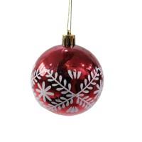 Hiasan Bola Natal / Ornamen Pohon Natal (4)