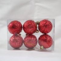 Hiasan Bola Natal / Ornamen Pohon Natal (3)