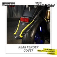 Hayaidesu AEROX Rear Fender Body Protector Cover