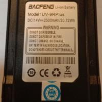 BATTERY HT BAOFENG UV-9 PLUS
