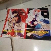 Bursa komik 2nd Miko Girl Tsubame