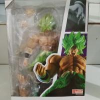 Action Figure Dragon Ball SHF Super Saiyan Broly Legend Creation