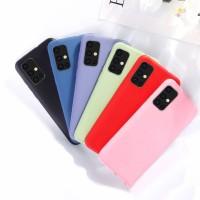 Samsung A51Premium Soft Silicon Rubber TPU Cover Case