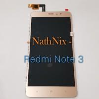LCD XIAOMI REDMI NOTE 3 FULLSET TOUCHSCREEN ORI OEM