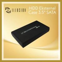 "ILLUSION HDD External Case 3.5"" SATA"