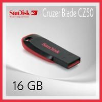 SanDisk Cruzer Blade CZ50 16 GB (Flashdisk)