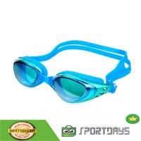 RUIHE Kacamata Renang Anak dan Dewasa Anti Fog - Sky Blue