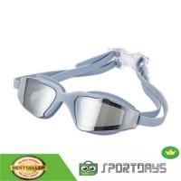 RUIHE Kacamata Renang Anak & Dewasa Anti Fog UV Protection-5310-Gray
